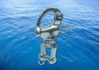 Swivel Snap Shackle A4 (316)