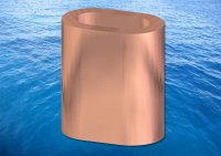 Copper Ferulle