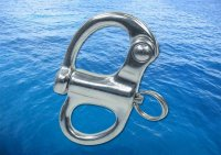 Fixed Snap Shackle A4 (316)