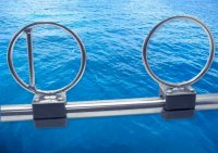 Spinnaker Pole Holder A4