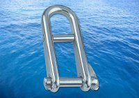 Key Pin Shackle With Bar A4 (316)