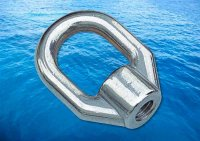 Long Eye Bolt A4 (316)