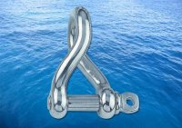 Shackle Twisted A4 (316)