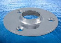 Round Base For Welding 90 A4 (316)