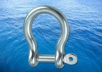 Bow Shackle With Captive Pin A4 (316)