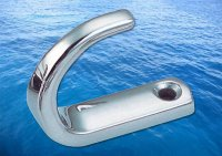 Coat Hook Polished A2 (304)