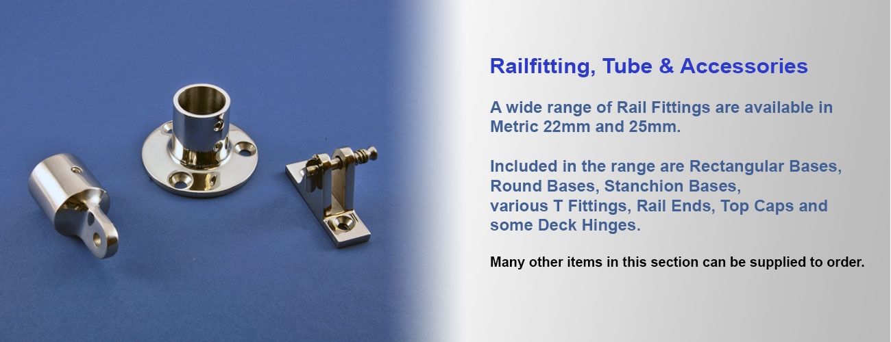 Railfitting Tube & Accessories